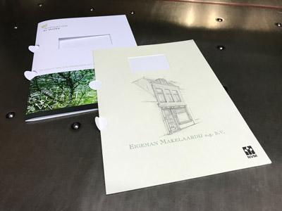 Mappen, Leaflets en Booklets