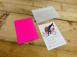 Geboortekaartjes_drukkerij_drukken_zelf_ontwerp_fluo