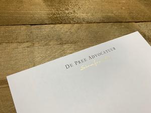 Briefpapier_huisstijl_foliedruk_drukkerij_drukken_drukwerk_almere_rotterdam_Pappendorp